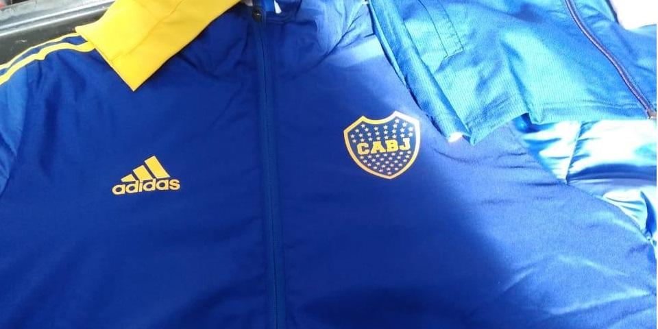 Vazam primeiros produtos da Adidas para o Boca Juniors