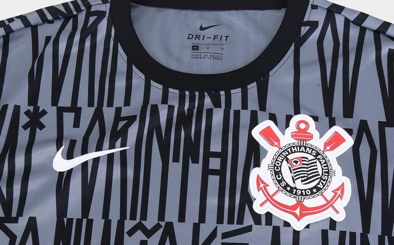 Veja imagens da coleção 2020 da Nike para o Corinthians