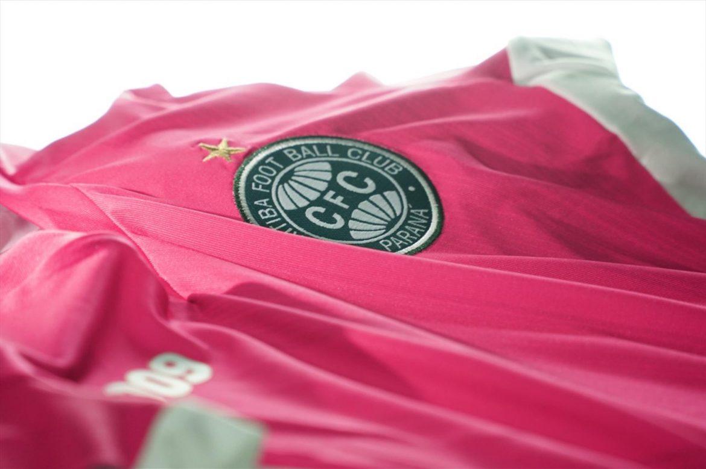 """Camisa """"Outubro Rosa"""" do Coritiba 2019"""