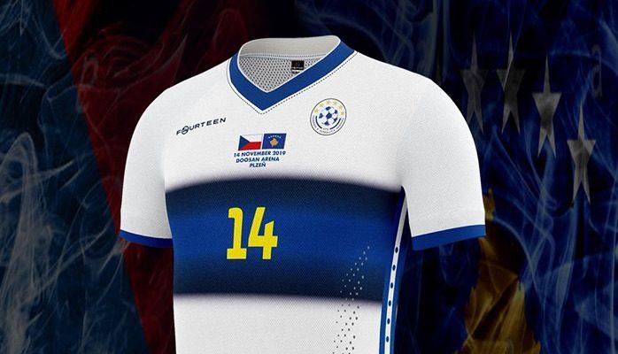 "Camisa ""Special"" do Kosovo 2019"