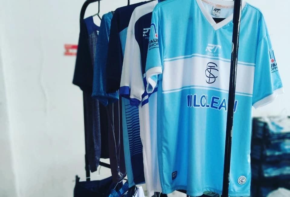 Camisa Campeão do Interior do Taubaté 2019-2020 RT Sports