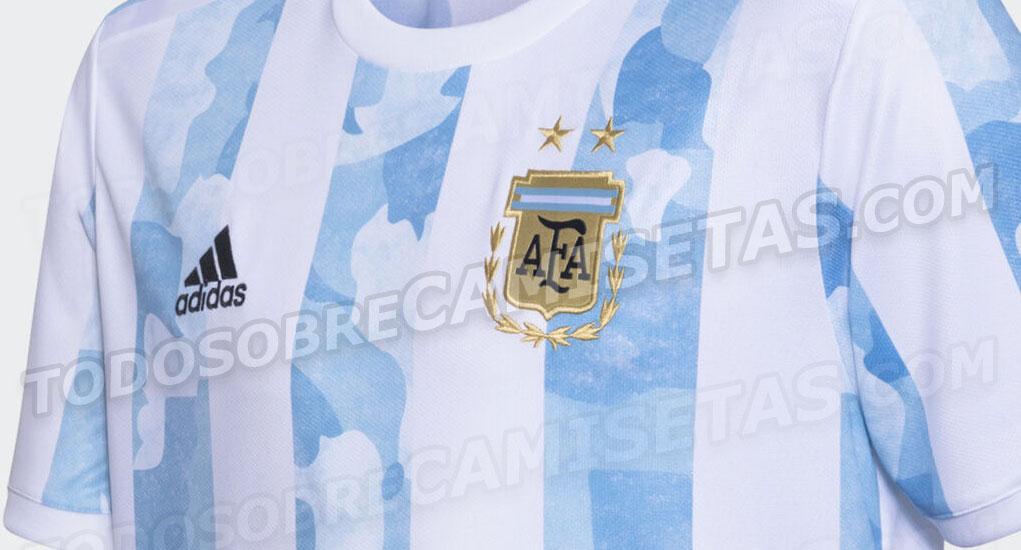 Camisas da Argentina 2020-2021 Adidas 4