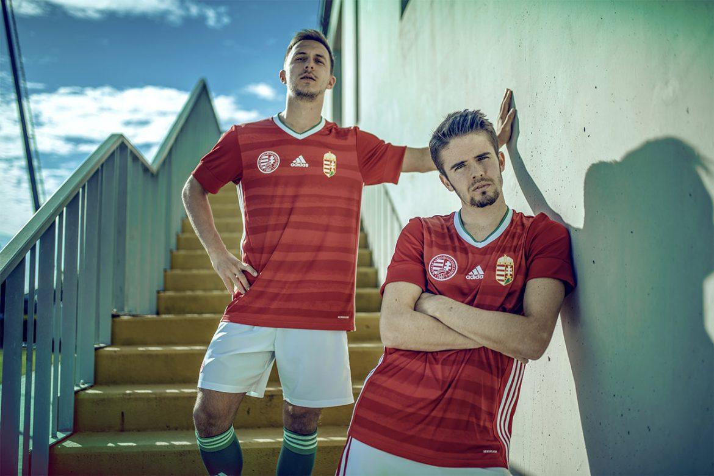 Camisas da Hungria 2020-2021 Adidas