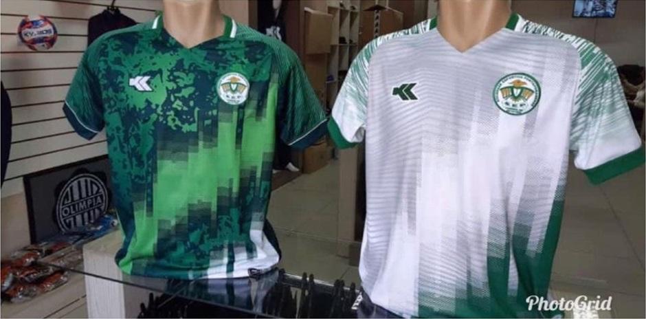 Camisas da SE Pontaporanense 2019-2020 Kyrios Sport