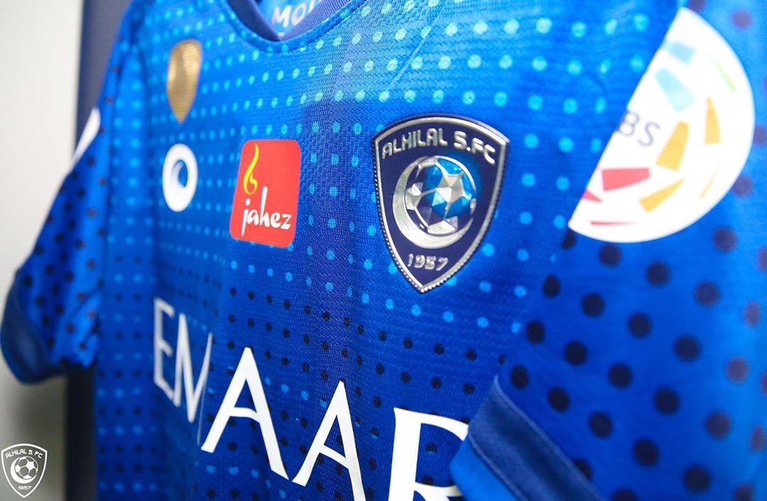 Camisas do Al Hilal 2019-2020 Mouj