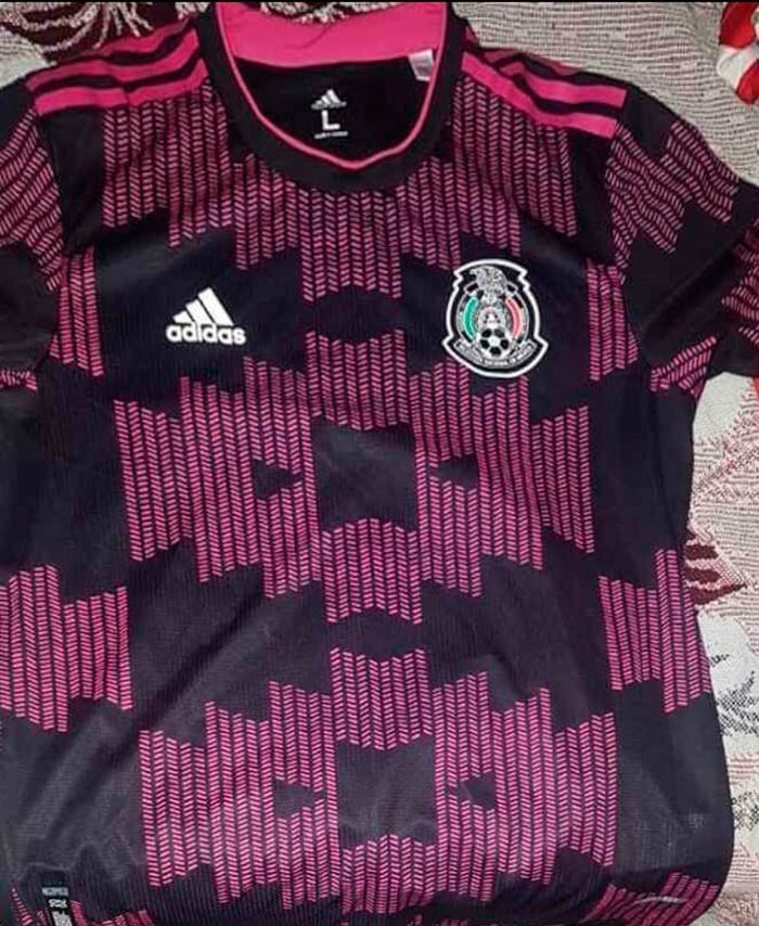 Camisas do México 2020-2021 Adidas