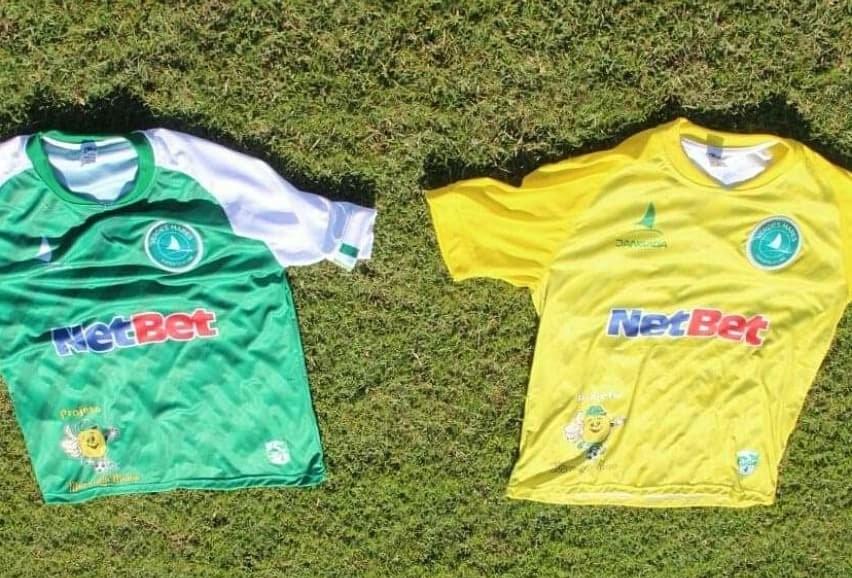 Camisas do Verdes Mares 2019-2020 Jangada