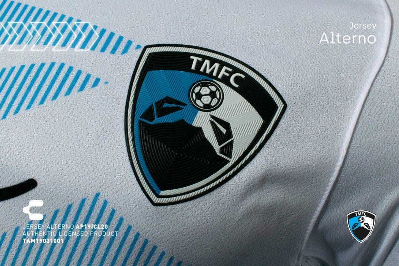 Terceira camisa do Tampico Madero 2019