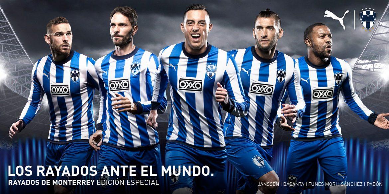 Camisa Monterrey mundial de clubes 2019