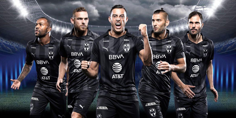 Terceira camisa do Rayados de Monterrey 2019