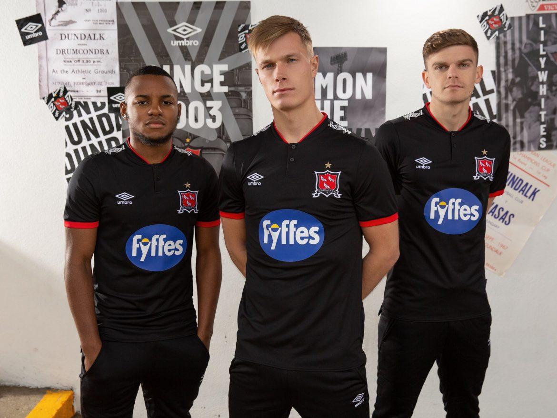 Camisas do Dundalk FC 2020