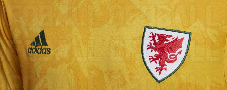 Camisas País de Gales 2020