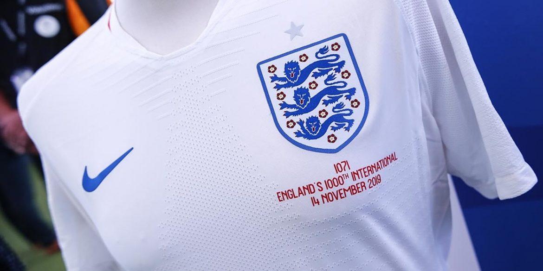 English Team terá números de legado para cada um de seus jogadores