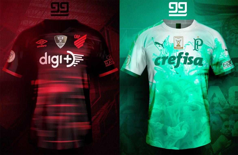 Leitor MDF Camisas alternativas do Brasileirão 2019 (VSF99)