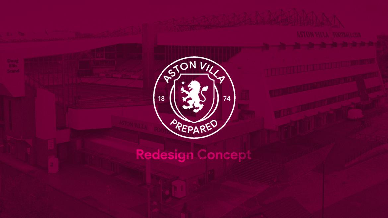 Leitor MDF Rebranding do escudo e camisas do Aston Villa 2020-2021 Nike (Lucas Zorzenon)