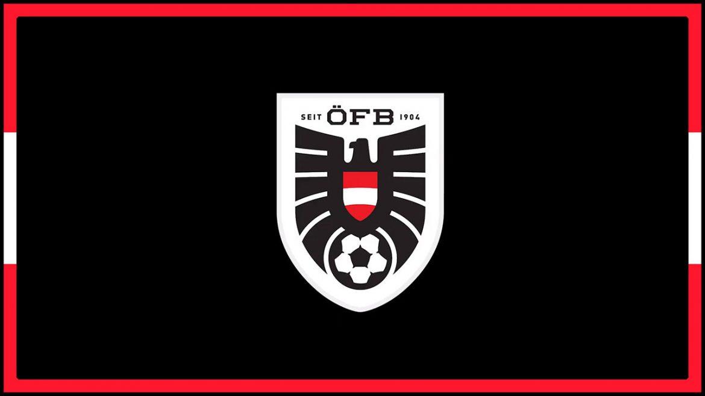 Novo escudo da Seleção da Áustria 2020-2021