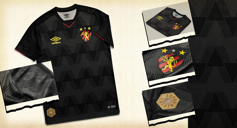 Terceira camisa do Sport Recife 2019-2020 Umbro
