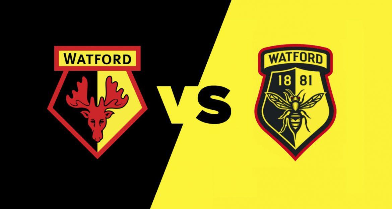 Watford logo escolha
