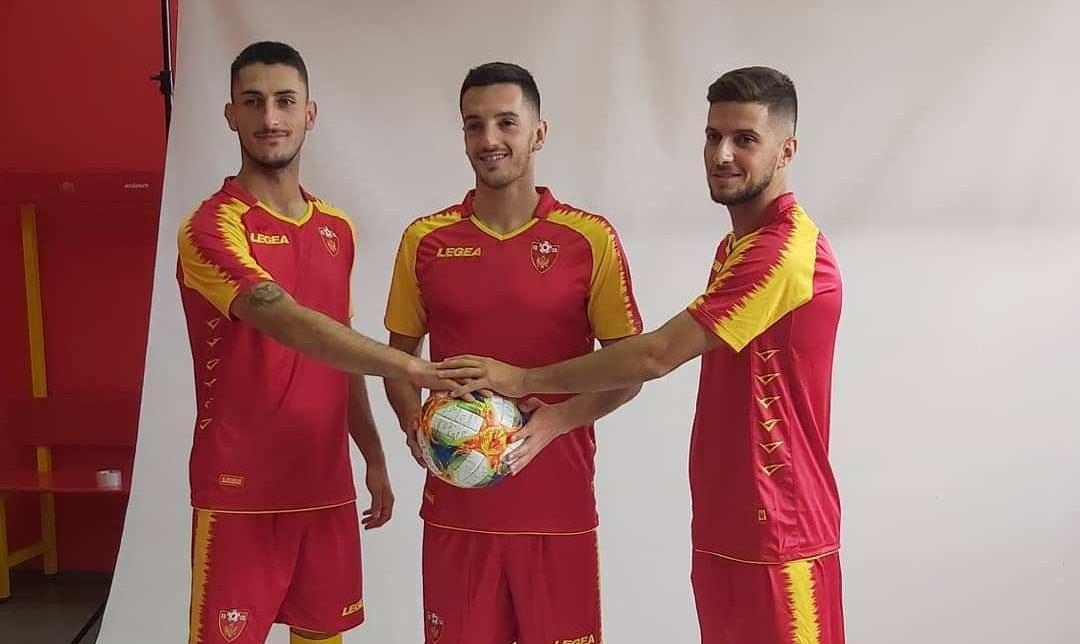 Camisas de Montenegro 2020