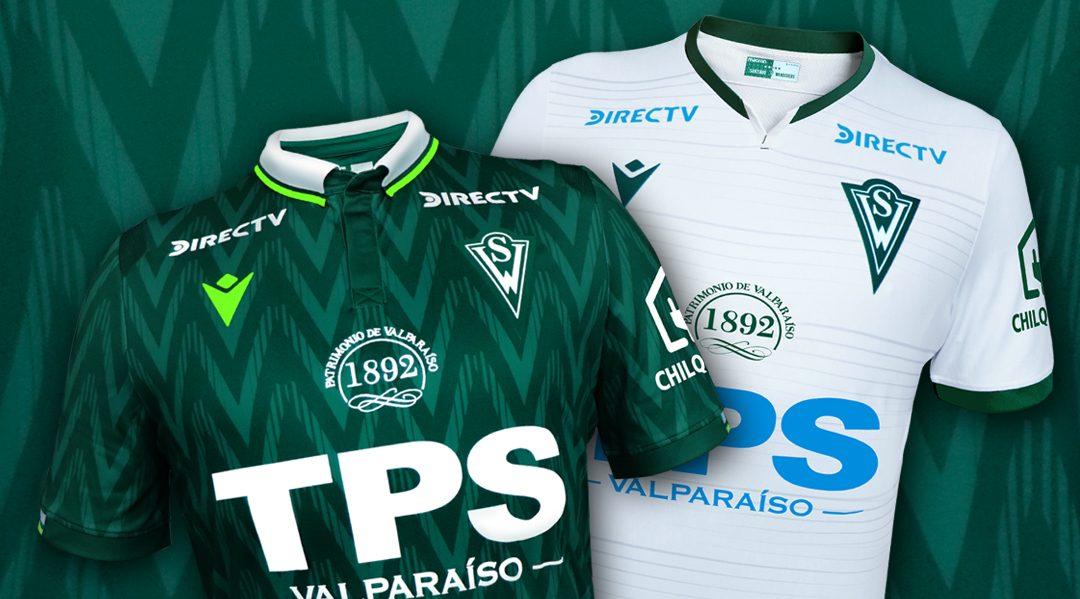 Camisas do Santiago Wanderers 2020