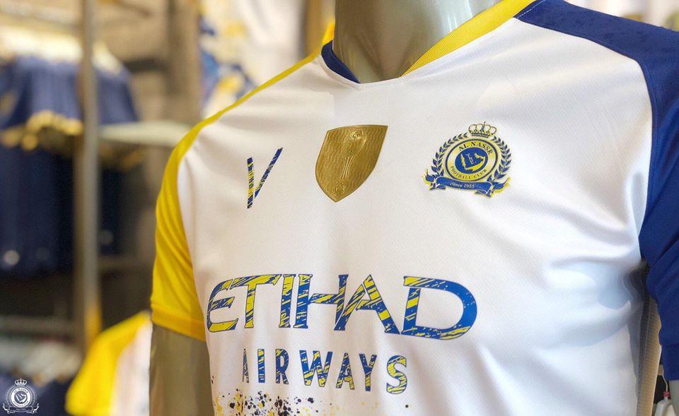 Terceira camisa do Al Nassr 2019