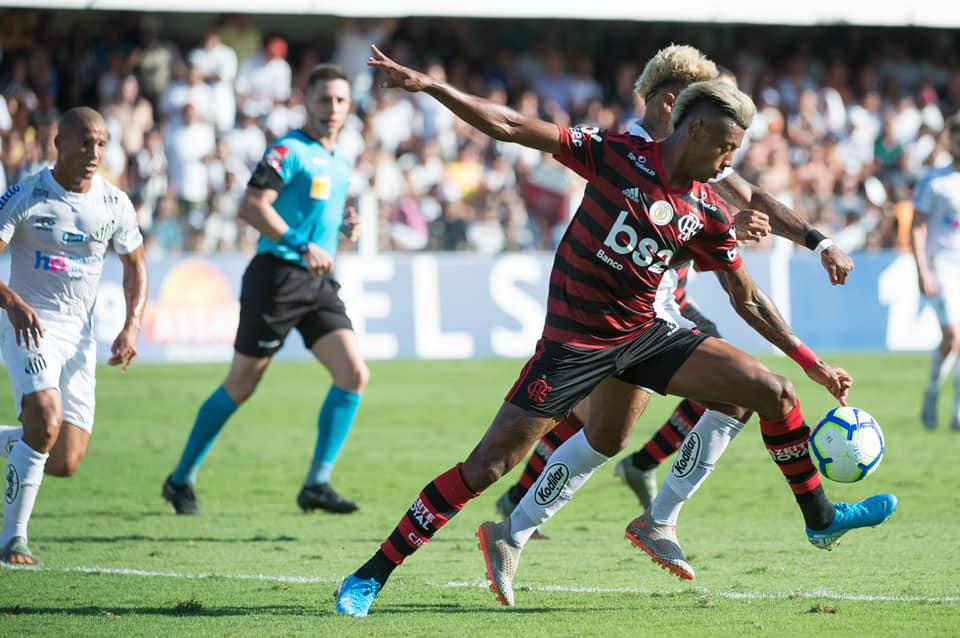 Um Flamengo histórico, terminou da pior forma o Brasileirão