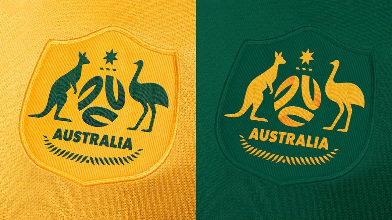 Austrália novo escudo 2020 a