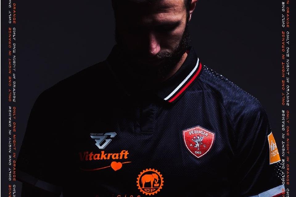 Camisa Fluo Pack do Perugia 2019-2020 FG Sport