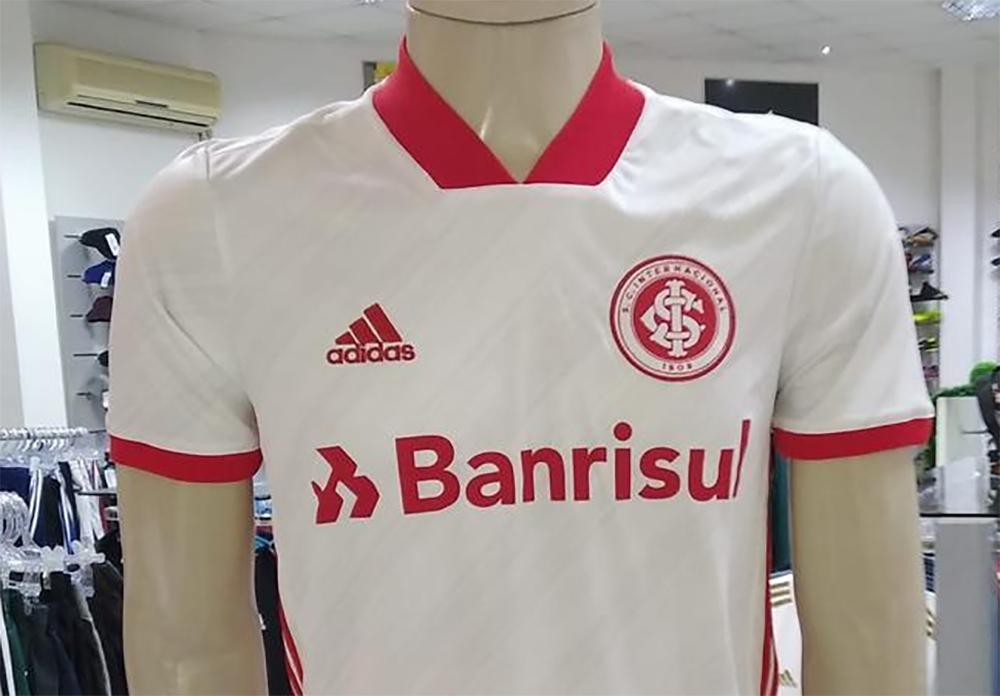 Camisa do Internacional Adidas 2020
