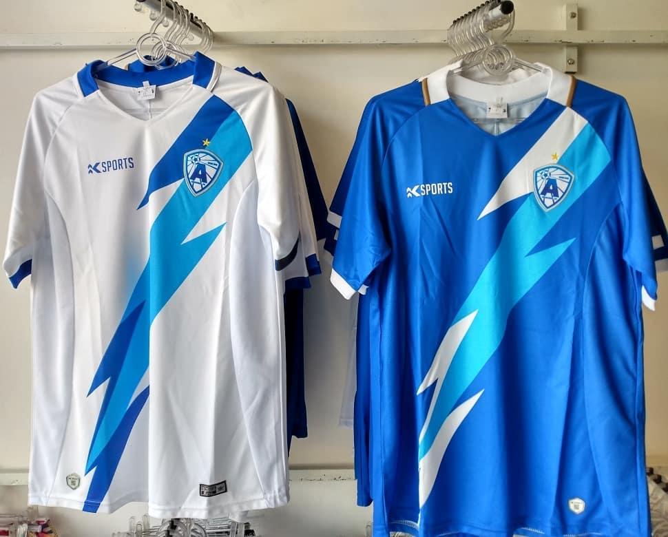 Camisas do Atlético Cajazeirense 2020 K Sports