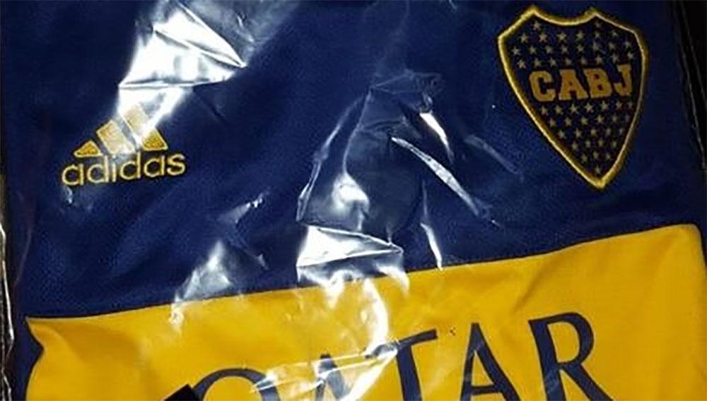 Al frente Calígrafo Español  Primeira imagem da camisa Adidas do Boca Juniors para 2020 » MDF