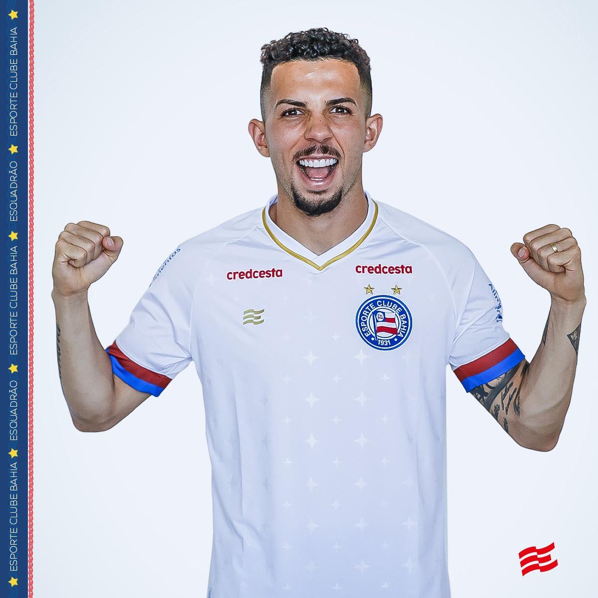 Camisas do EC Bahia 2020 Esquadrão Titular