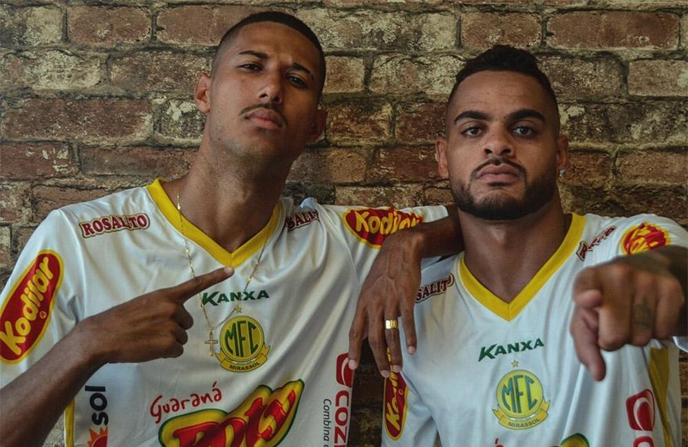 Camisas do Mirassol 2020 Kanxa Reserva abre