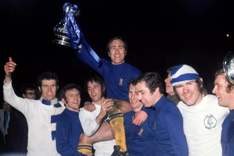 Chelsea FA Cup 1969-70