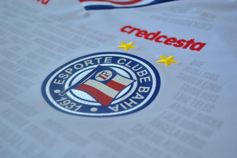 EC Bahia atuará com nome de 263 torcedores na camisa