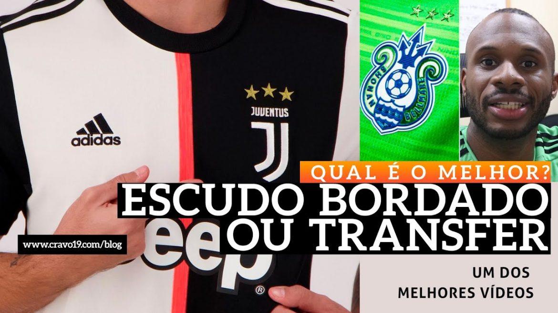 Escudo bordado ou transfer Paulo Lima