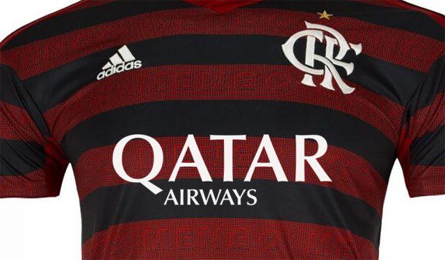 Flamengo Qatar Airways