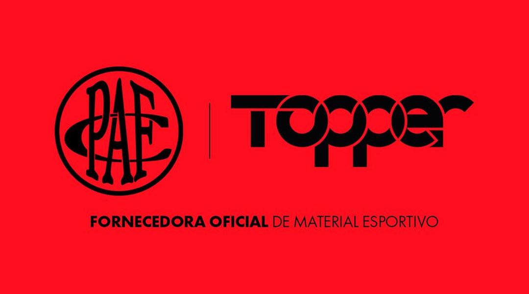 Pouso Alegre FC Topper