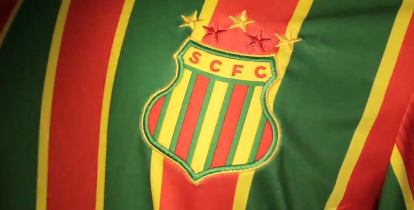 Novas Camisas Do Sampaio Correa 2020 Numer Mantos Do Futebol