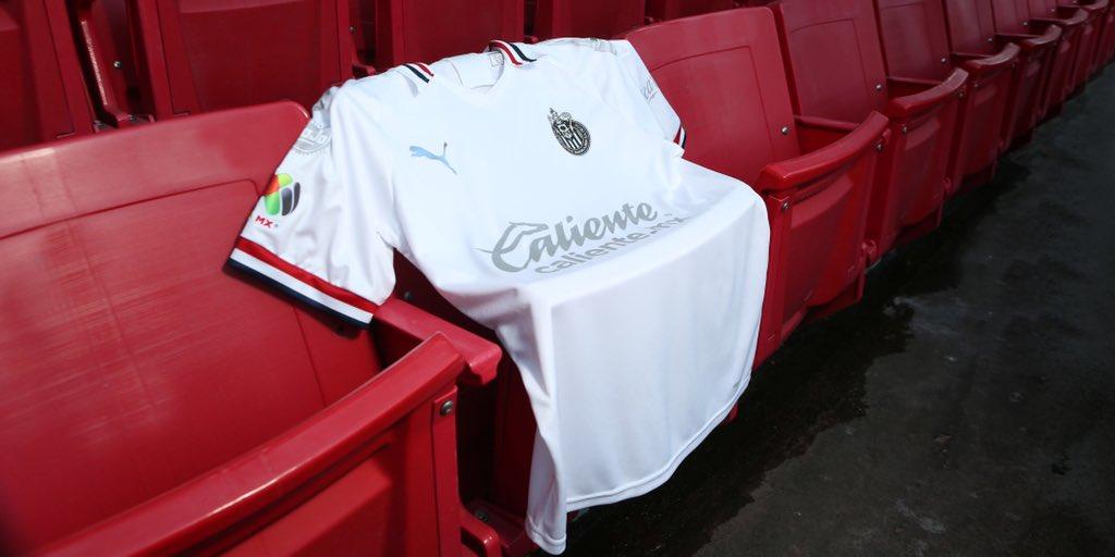 Terceira camisa do Chivas Guadalajara 2020 PUMA