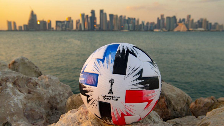 Tsubasa Bola do Mundial de Clubes da FIFA 2019 Adidas
