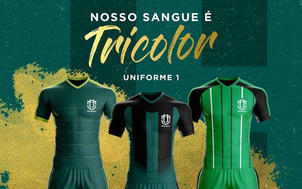 Uniformes 2020 Maringá FC