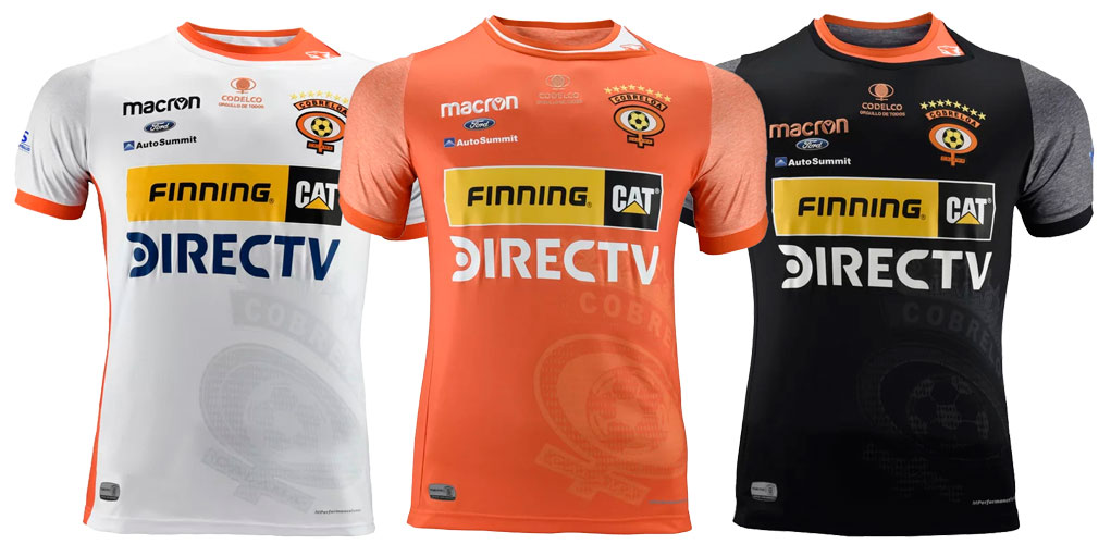 Camisas do Cobreloa 2020