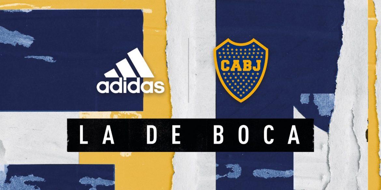 Boca Juniors Adidas 2020