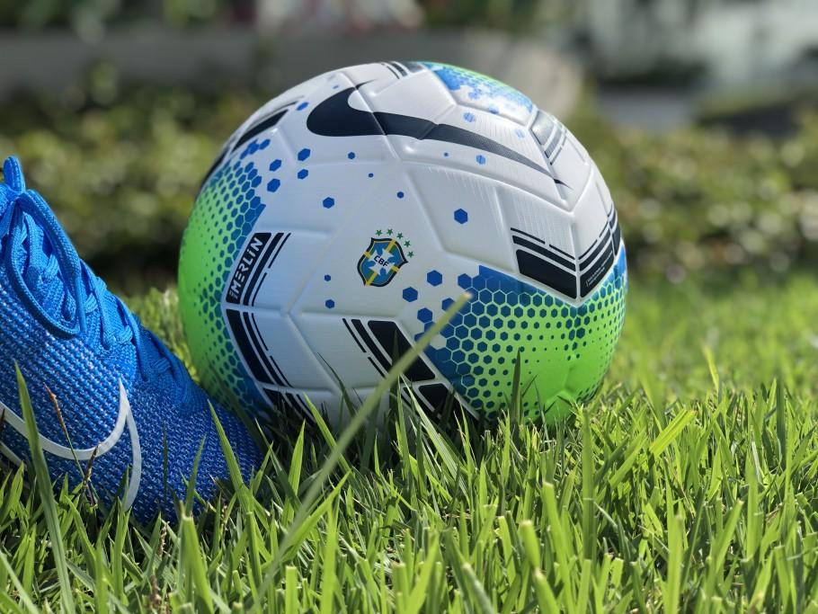 Bola do Brasileirão e Copa do Brasil 2020 Nike