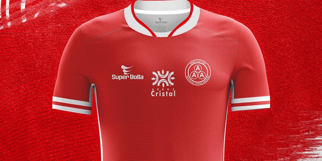Camisas da Anapolina 2020 Super Bolla
