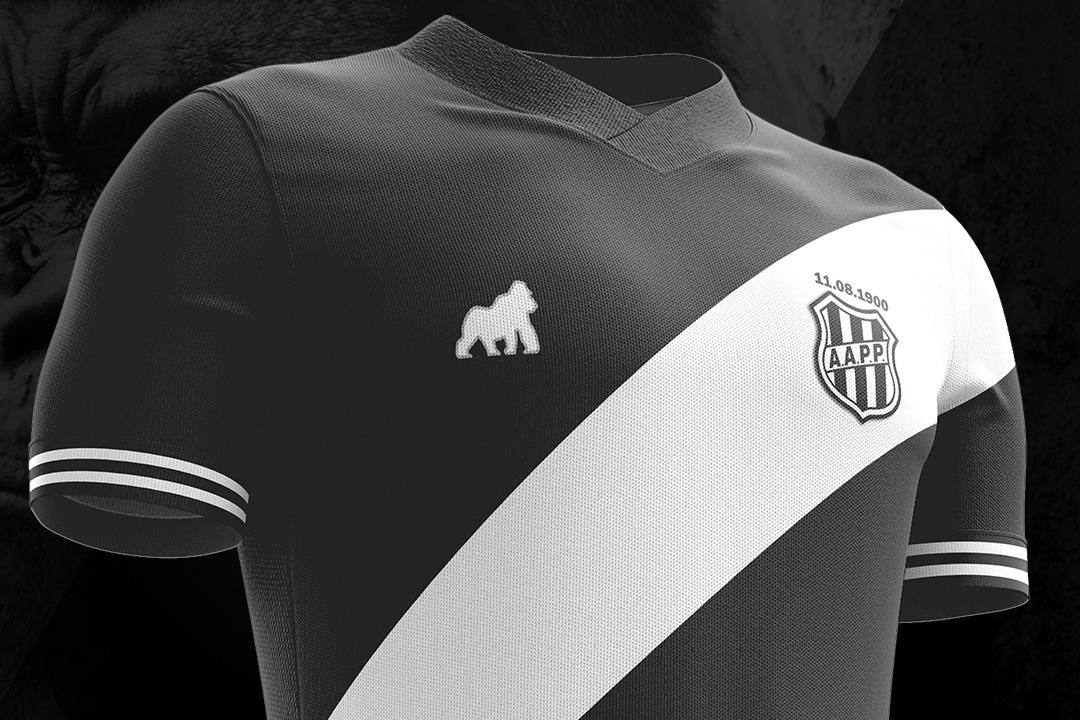 Camisas da Ponte Preta 2020 (Matheus Oliveira)