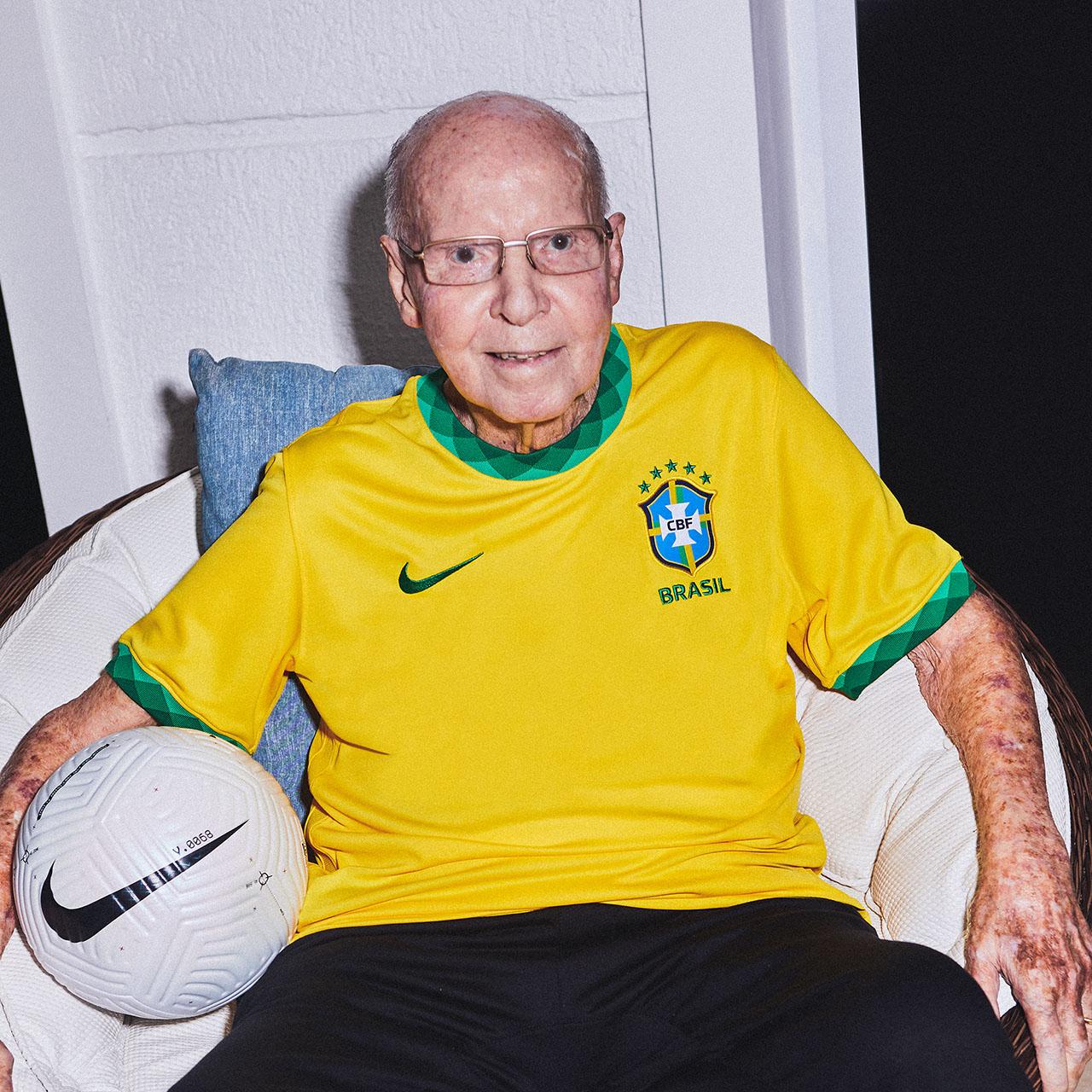 Camisas da Seleção Brasileira 2020-2021 Nike