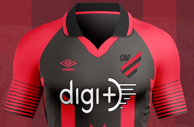 Camisas do Athletico-PR 2020-2021 Umbro