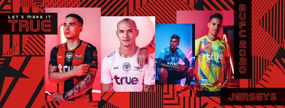Camisas do Bangkok United 2020 Ari